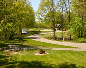 Punderson Park Campground